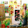 Malwerkstatt mit Meike Janßen: Jahresprogramm 2010